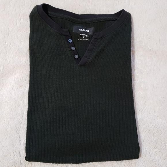 Alfani Other - Alfani Brand - Casual Long Sleeve Button Tee